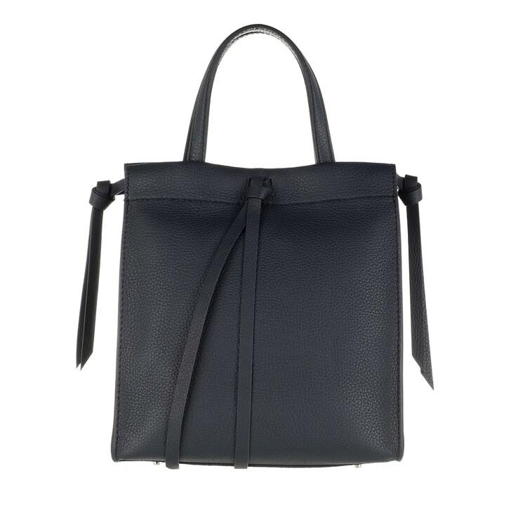 Handtasche, Boss, Katlin Tote Dark Blue