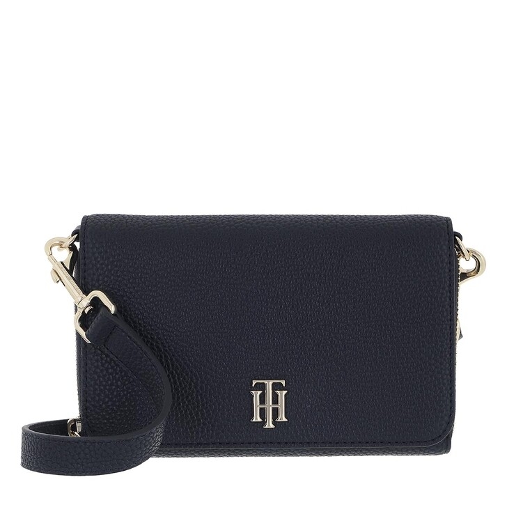 bags, Tommy Hilfiger, Tommy Hilfiger Soft Small Crossover Desert Sky
