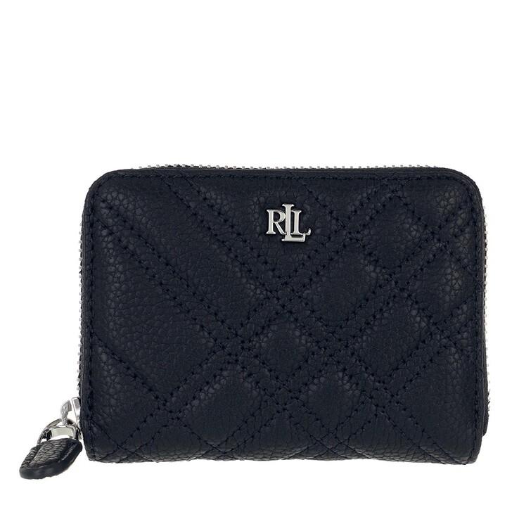 wallets, Lauren Ralph Lauren, Sm Zip Wllet Wallet Small Lauren Navy
