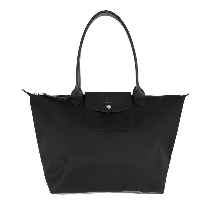 bags, Longchamp, Le Pliage Néo Shoulder Bag  Black