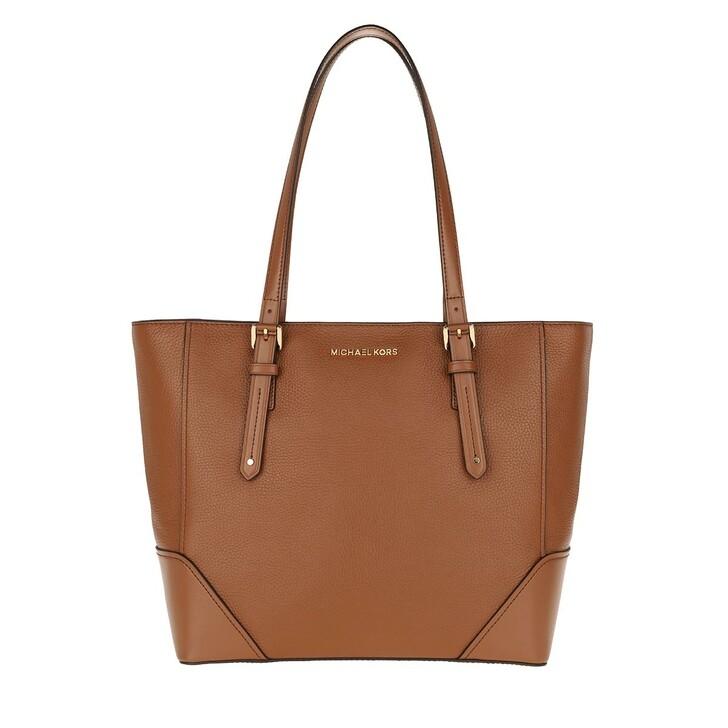 Handtasche, MICHAEL Michael Kors, Aria Large Tote Bag Luggage