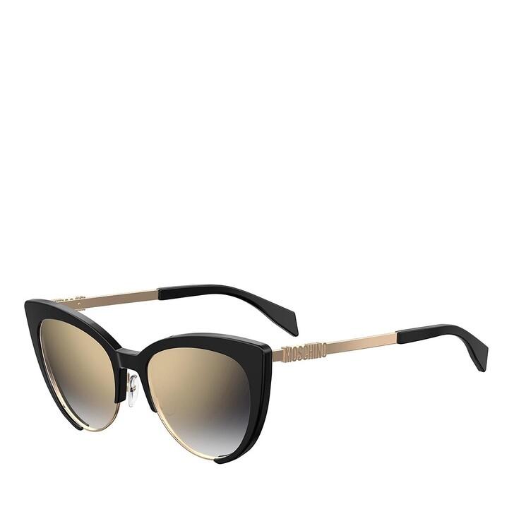 sunglasses, Moschino, MOS040/S BLACK