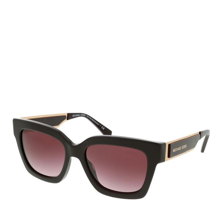 Sonnenbrille, Michael Kors, 0MK2102 33448H Woman Sunglasses Sporty Cordovan