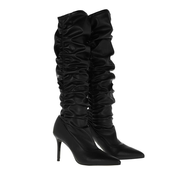 Schuh, Versace Jeans Couture, Linea Fondo Chloe High Boot Black