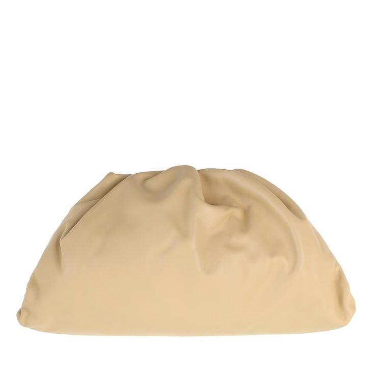 Handtasche, Bottega Veneta, Pouch Bag Leather Porridge
