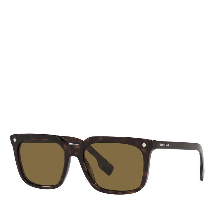 Sonnenbrille, Burberry, 0BE4337 DARK HAVANA
