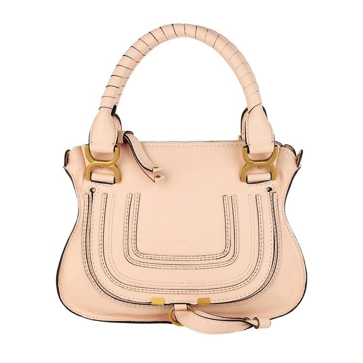Handtasche, Chloé, Marcie Crossbody Bag Softy Pink