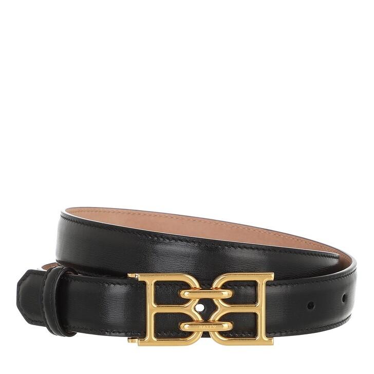 belts, Bally, Belt B Chain  Black