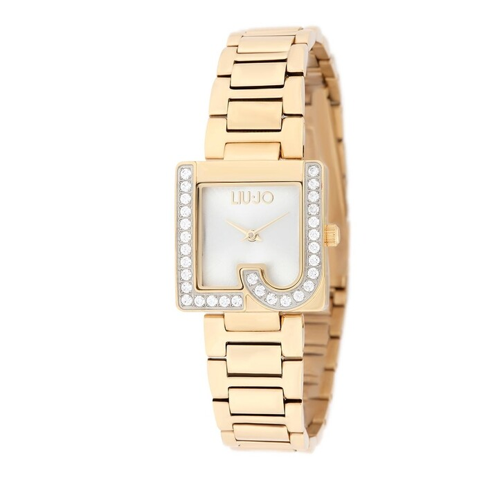Uhr, LIU JO, TLJ1822 Giulia Quartz Watch Yellow gold