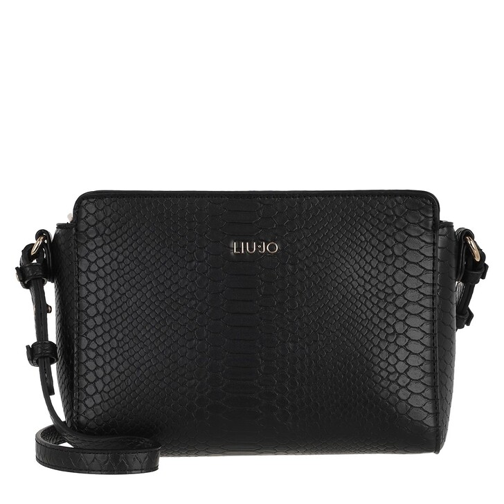 Handtasche, LIU JO, Small Crossbody Nero