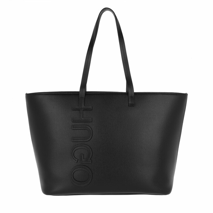 Handtasche, Hugo, Chelsea Shopping Bag Black