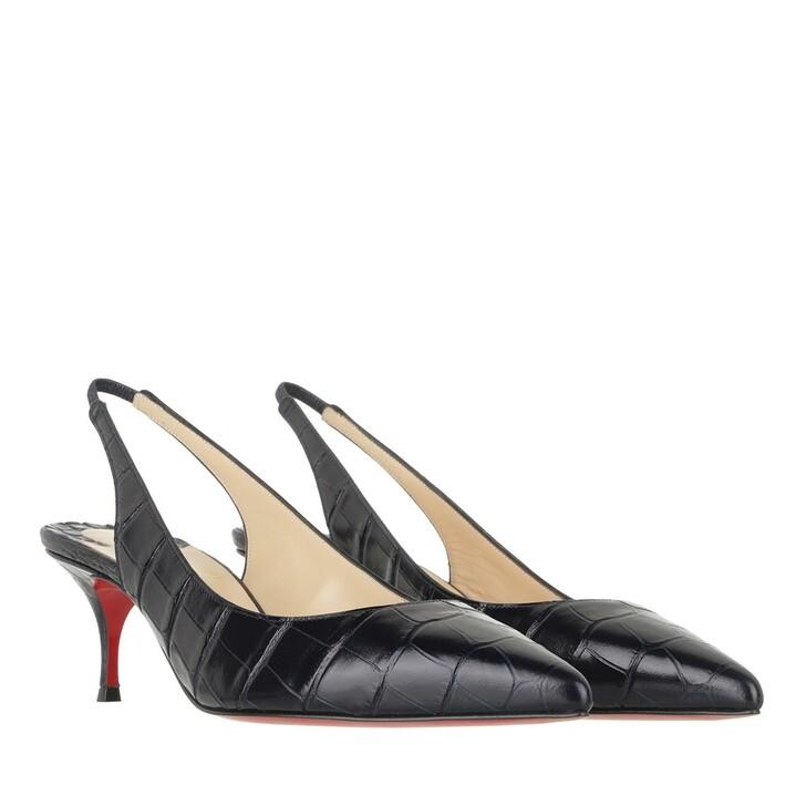 shoes, Christian Louboutin, Pumps Black