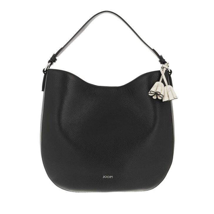 bags, JOOP!, Chiara 1.0 Eliza Hobo Lvo Black