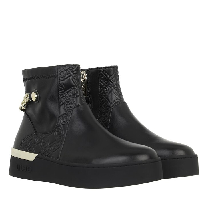 shoes, LIU JO, Silvia Sneaker Black