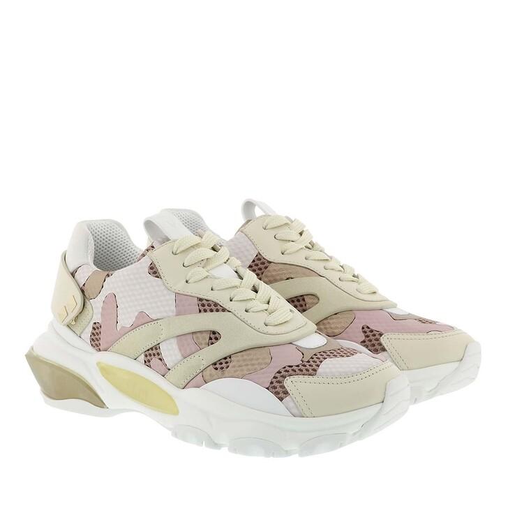 Schuh, Valentino Garavani, Sneakers Calf Leather Multi