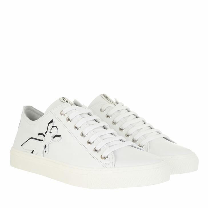 Schuh, Patrizia Pepe, Sneaker Bianco