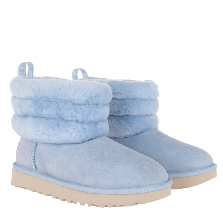 shoes, UGG, W Fluff Mini Quilted Fresh Air