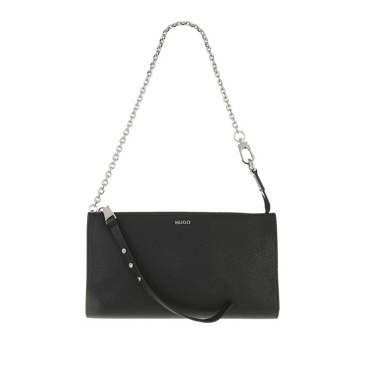 Handtasche, Hugo, Victoria Mini Bag  Black