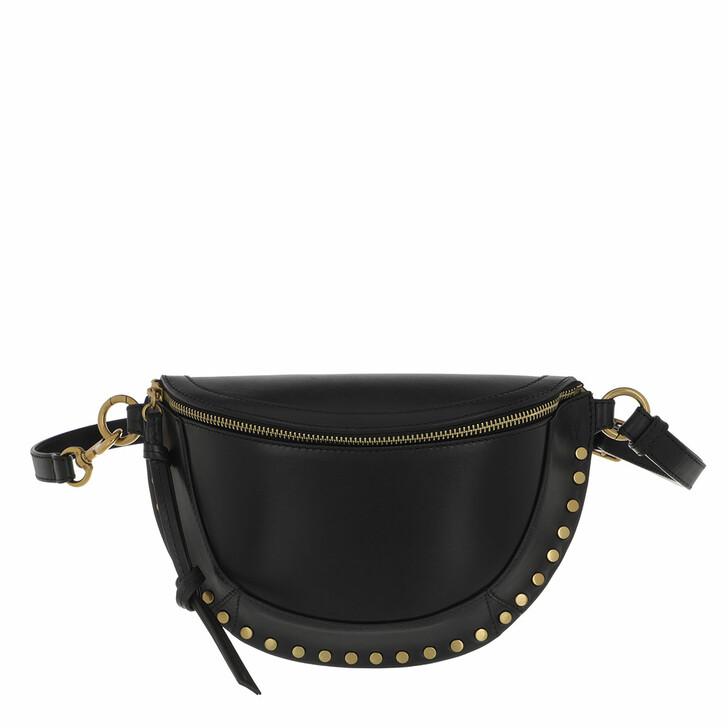 Handtasche, Isabel Marant, Skano Belt Bag Leather Black