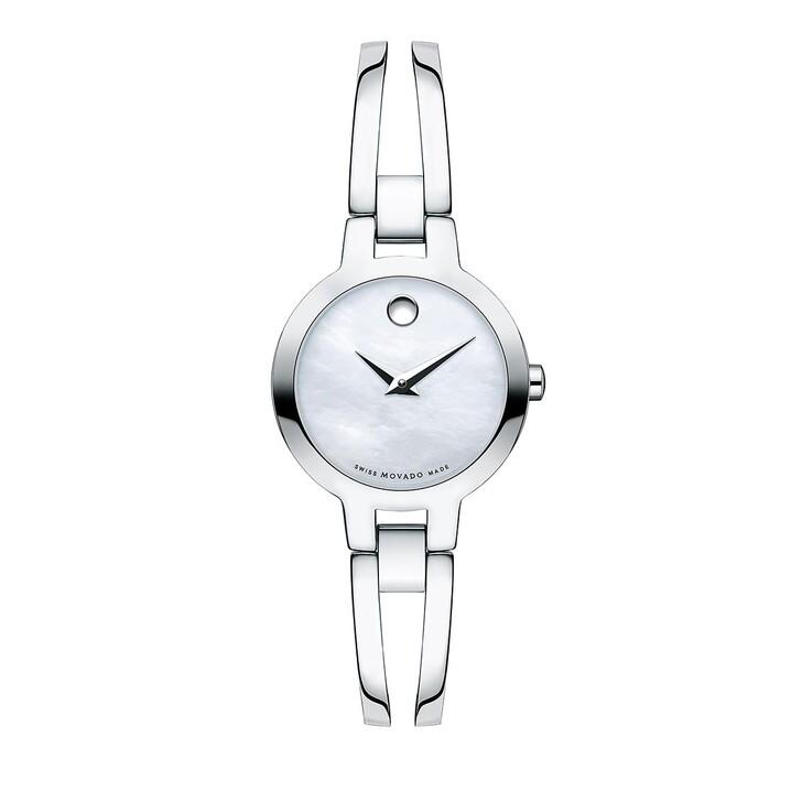 Uhr, Movado, Amorosa Watch Silver