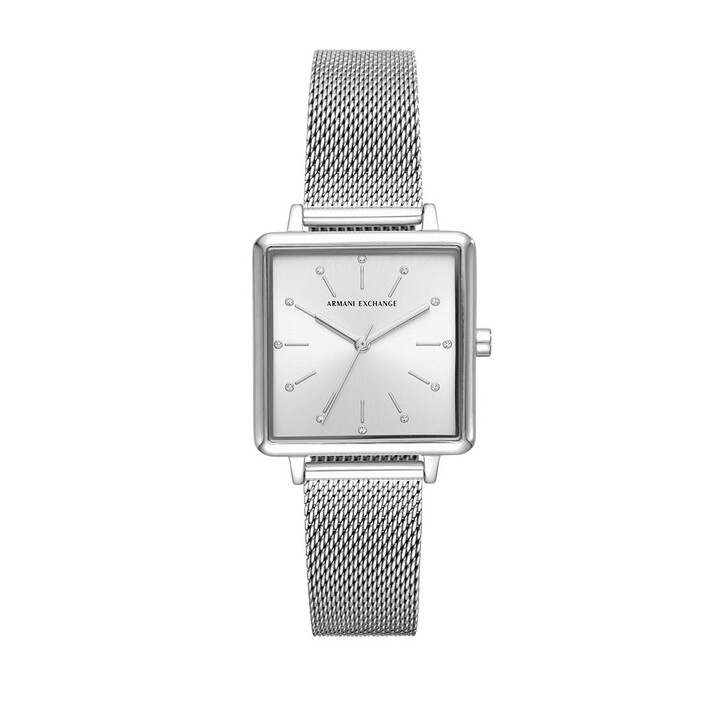 Uhr, Armani Exchange, Watch Lola Square AX5800 Silver
