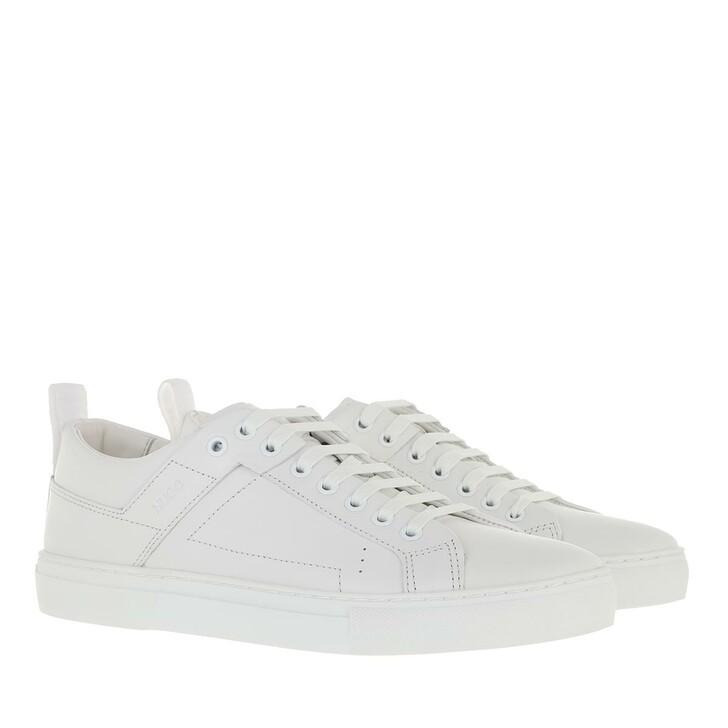 Schuh, Hugo, Mayfair Lace Sneaker White