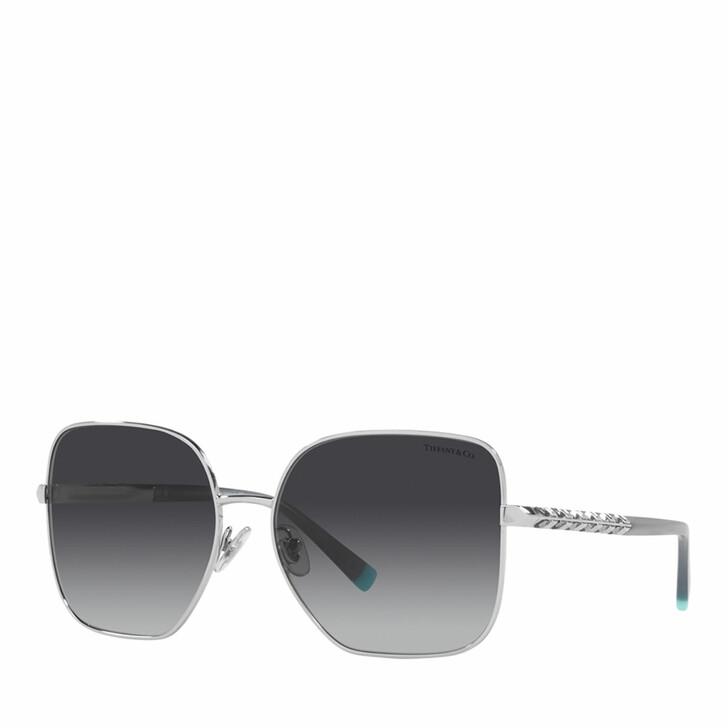 Sonnenbrille, Tiffany & Co., 0TF3078B SILVER