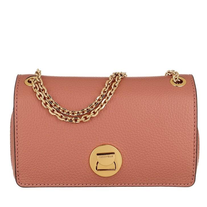 Handtasche, Coccinelle, Liya Crossbody Bag Litchi