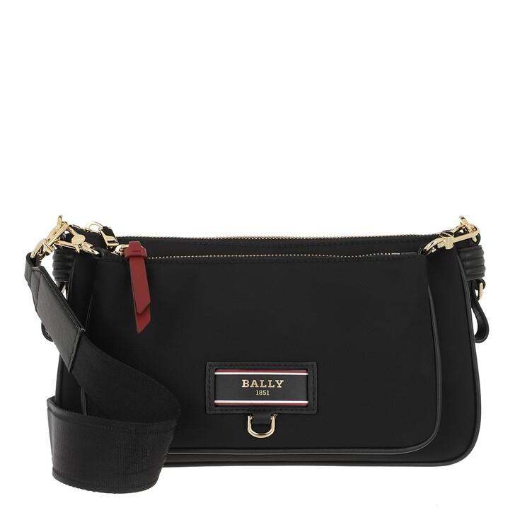 Handtasche, Bally, Elenia Crossbody Bag Black