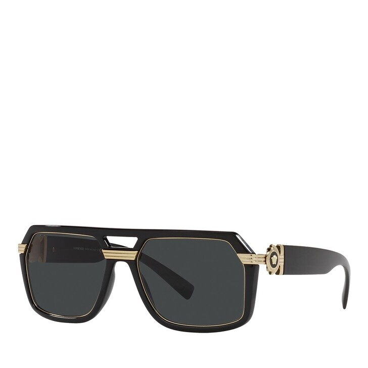 sunglasses, Versace, 0VE4399 BLACK