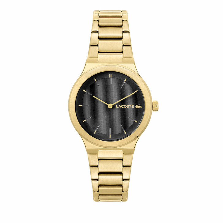 watches, Lacoste, Watch Chelsea Gold