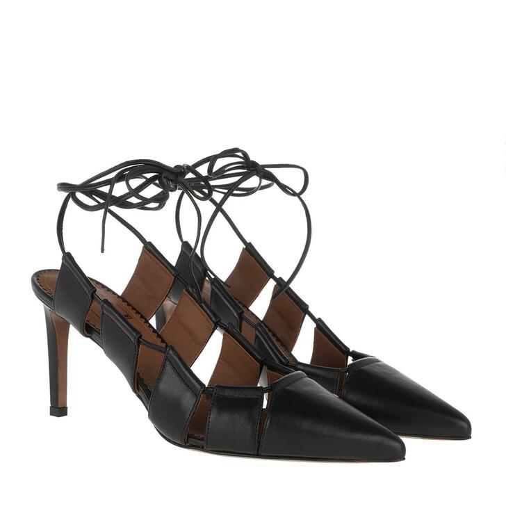 Schuh, L´Autre Chose, Sling Back Nappa Lux Black