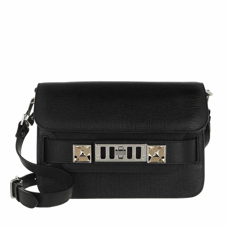 Handtasche, Proenza Schouler, PS11 Mini Classic Bag Black