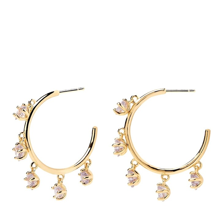 Ohrring, PDPAOLA, Halley Earring Yellow Gold