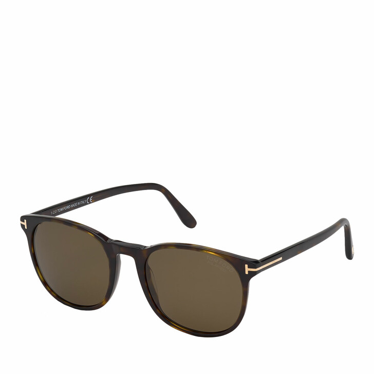 Sonnenbrille, Tom Ford, FT0858 Havanna/Brown
