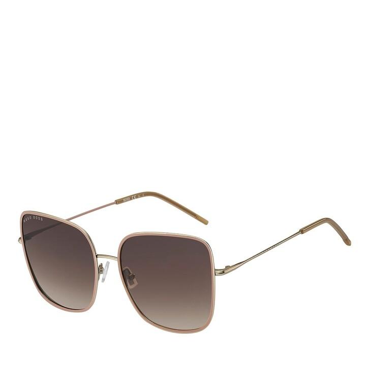 Sonnenbrille, Boss, BOSS 1280/S BEIGE GOLD