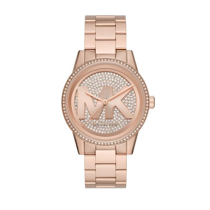 watches, Michael Kors, Ritz Watch Rosègold