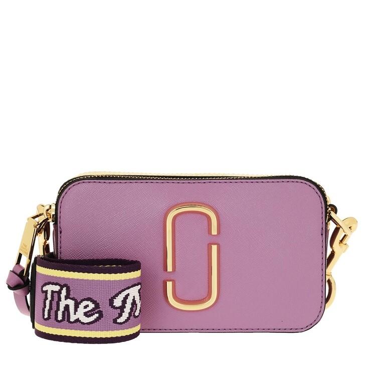 Handtasche, Marc Jacobs, Snapshot Small Camera Bag Violet