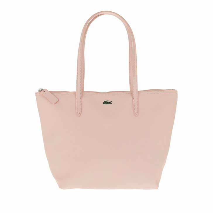 Handtasche, Lacoste, Small Concept Tote Bag Flamant