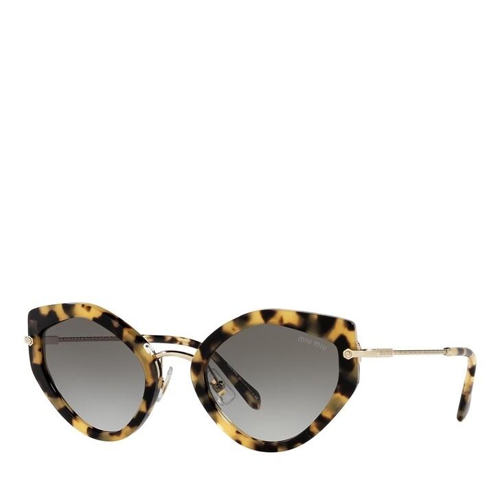 sunglasses, Miu Miu, 0MU 08XS LIGHT HAVANA