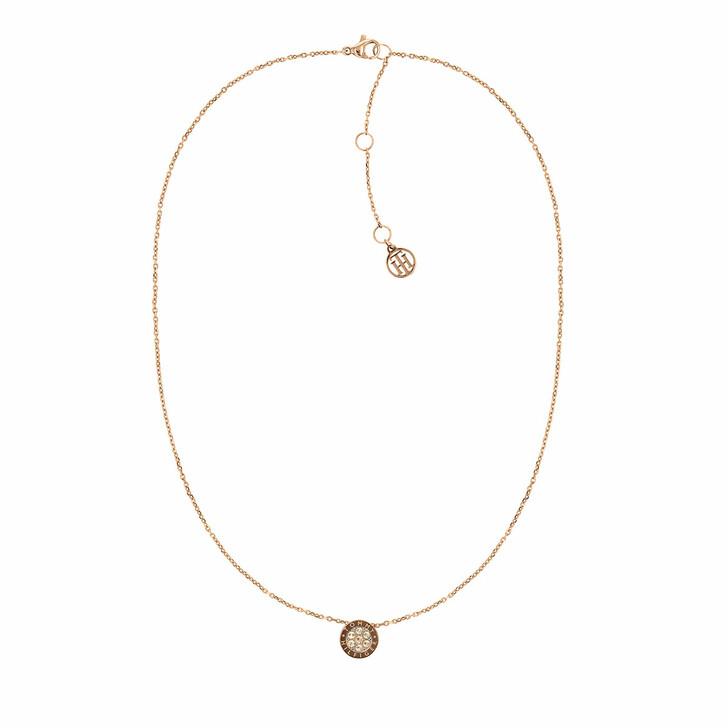 necklaces, Tommy Hilfiger, Necklace Rose Gold