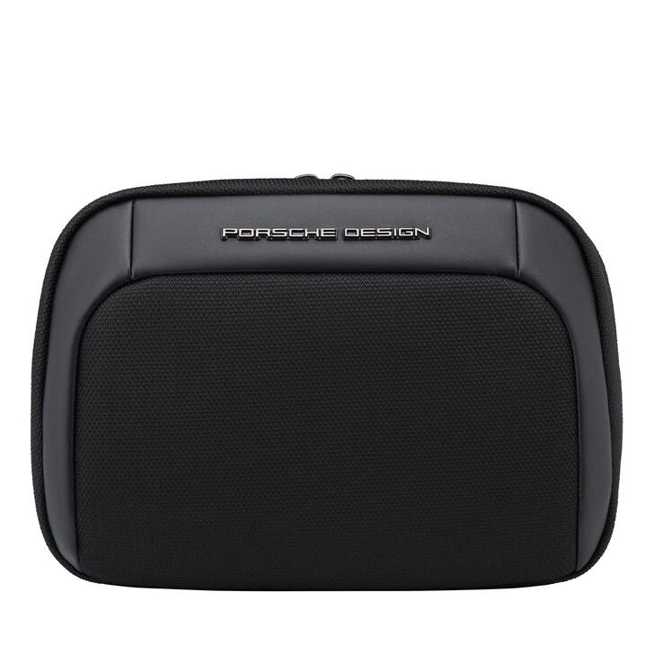 Necessaire, Porsche Design, Roadster Medium Washbag Black