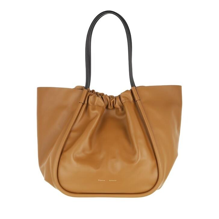 Handtasche, Proenza Schouler, Ruched Tote Tapenade