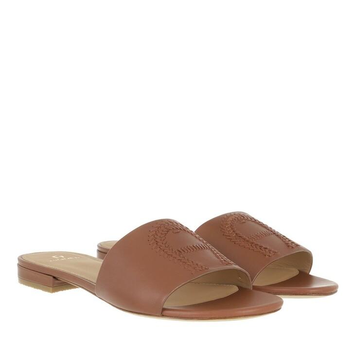 Schuh, AIGNER, Shirley 19A Walnut Brown