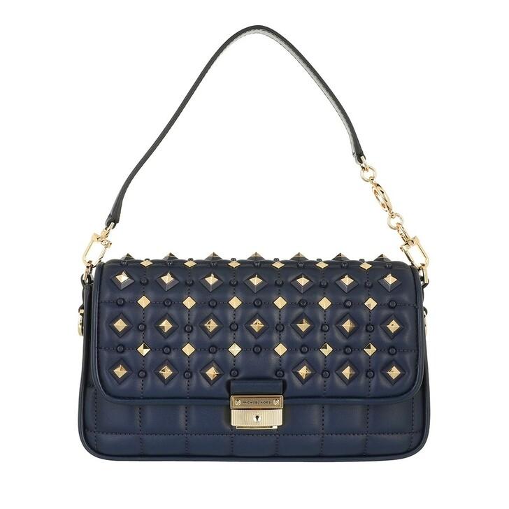 Handtasche, MICHAEL Michael Kors, Small Conv Shoulder Handbag   Navy