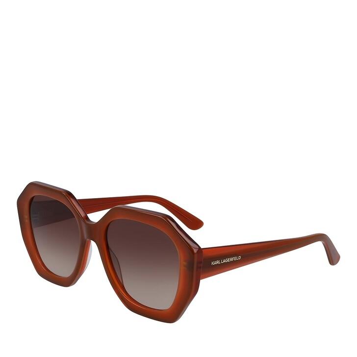 Sonnenbrille, Karl Lagerfeld, KL6012S RUST