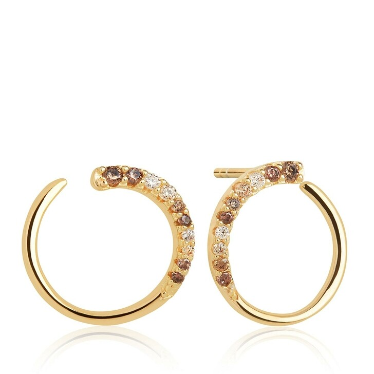 Ohrring, Sif Jakobs Jewellery, Portofino Earrings Yellow Gold