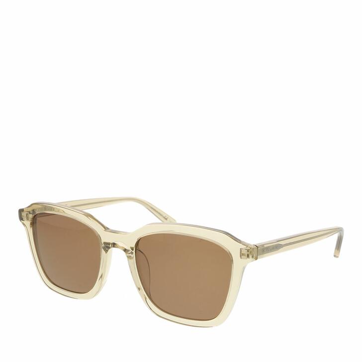 Sonnenbrille, Saint Laurent, SL 457-004 53 Sunglass UNISEX ACETATE YELLOW