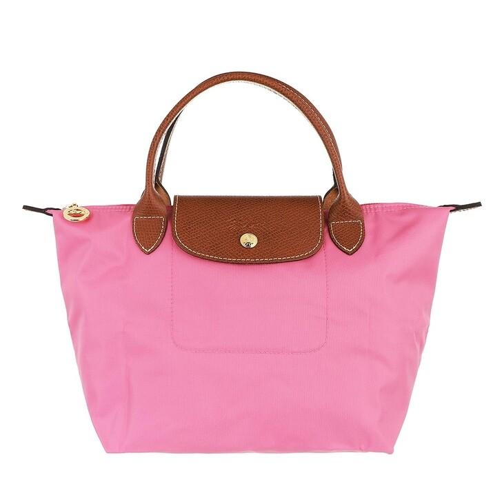 bags, Longchamp, Le Pliage Original Handbag Peony