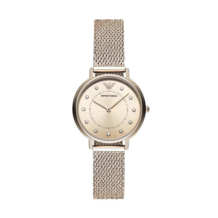 Uhr, Emporio Armani, AR11129 Ladies Kappa Rosegold